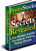 Penny Stocks Secrets Revealed